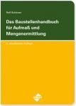 Baustellenhandbuch für Aufmaß und Mengenermittlung