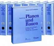 Planen und Bauen. 19 Ordner - 14.000 Seiten!