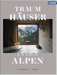 Traumhäuser in den Alpen.