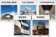 Ikonen der Moderne - Teil 2: Piano, Calatrava, Shigeru Ban, Chipperfield, Meier
