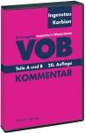 VOB. Teile A und B - Kommentar auf DVD