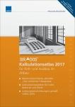 sirAdos Kalkulations-Atlas 2017 für Roh- und Ausbau im Altbau
