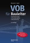 VOB für Bauleiter.