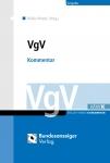 VgV / UVgO - Kommentar einschließlich VergStatVO
