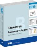 BKI Baukosten Bauelemente Neubau 2019 (Teil 2)