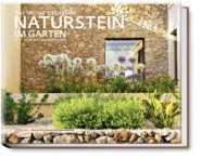 Naturstein im Garten.