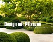 Design mit Pflanzen.