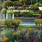 Modernes Gartendesign.