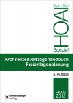 Architektenvertragshandbuch Freianlagenplanung.