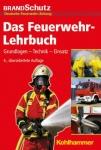 Das Feuerwehr-Lehrbuch.