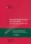 Brandschutz-Bemessung auf einen Blick nach Eurocodes und DIN 4102