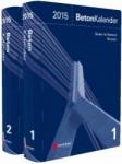 Beton-Kalender 2015. 2 Bände!