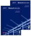 Beton-Kalender 2017. ABO-Version. € 20,- sparen!