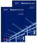 Beton-Kalender 2017. ABO-Version. € 20,- günstiger!