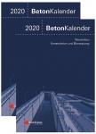 Beton-Kalender 2020. 2 Bände