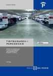 Tiefgaragen + Parkdecks
