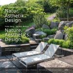 Gartendesign. Natur. Ästhetik. Design.
