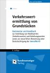 Verkehrswertermittlung von Grundstücken.
