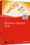 Haus + Grund: Vermieter-Jahrbuch 2018 - inkl. Arbeitshilfen.
