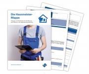 Die Hausmeister-Mappe.