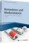 Renovieren und Modernisieren.