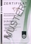 Teil 2 - DEKRA-zertifizierte/r Sachverständige/r Bauschadenbewertung.
