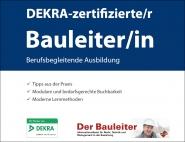 DEKRA-zertifizierte/r Bauleiter/in - modulare Online-Ausbildung