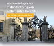 Bauschaden-Fachtagung 2018