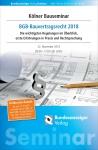 BGB-Bauvertragsrecht 2018