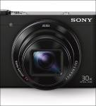 Sony DSC HX90. Kompakte Reisezoom-Digitalkamera.