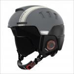 Skihelm RS1 LIVALL Smart Technology. Farbe Anthrazit-Grau.