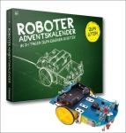Adventskalender Roboter 2019.