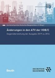 Änderungen in den ATV der VOB / C