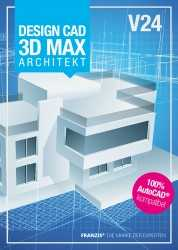 DesignCAD 3D Max V24 Architekt.