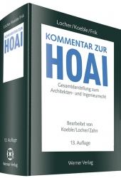 Kommentar zur HOAI. Der Locher-Koeble-Frik!