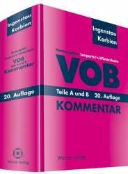 VOB. Teile A und B - Kommentar