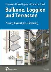 Balkone, Loggien und Terrassen