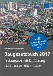 Baugesetzbuch 2017