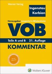 VOB, Teile A und B- Kommentar