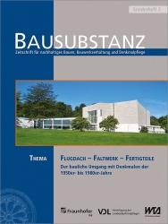 Flugdach - Faltwerk - Fertigteile.