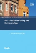 Putze in Bausanierung und Denkmalpflege