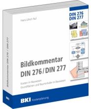 BKI Bildkommentar DIN 276 / DIN 277