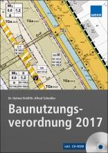 Baunutzungsverordnung 2017. Plus CD-ROM!