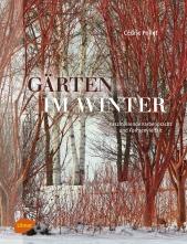 Gärten im Winter.
