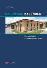 Bauphysik-Kalender 2019. ABO-Version