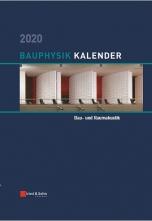 Bauphysik-Kalender 2020. ABO-Version - € 20,- günstiger!