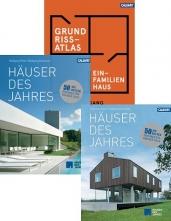 Beste Wohn-Architektur - mit Grundrissatlas EFH