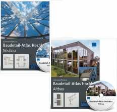 Baudetail-Atlas Hochbau: Neubau + Altbau
