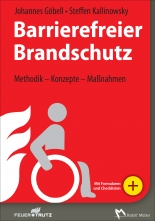 Barrierefreier Brandschutz.