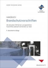 Handbuch Brandschutzvorschriften.